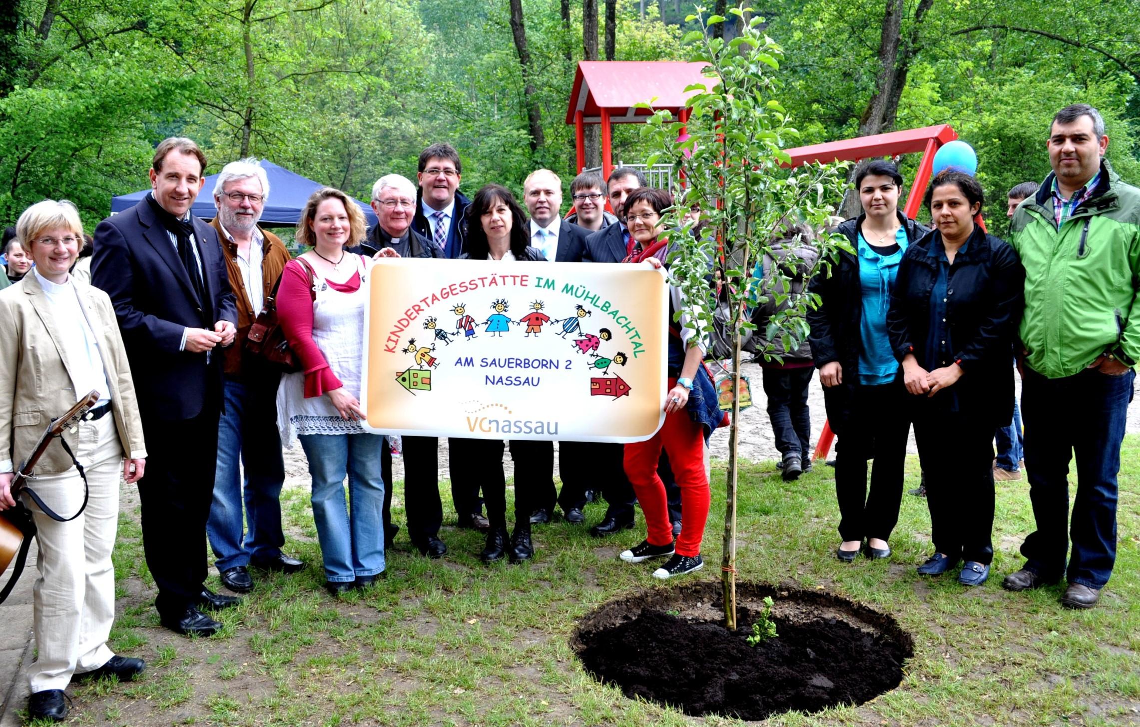 Kita-Scheuern-Einweihungsfeier am 10.Mai 2014_C 1
